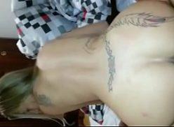 Ela gosta de dar o cu