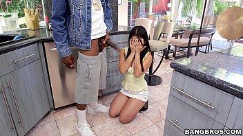 Negro em sexo com japa da bangbross