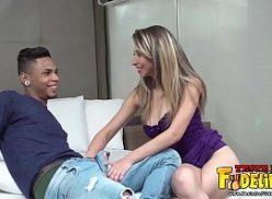 Moreno come novinha no filmes brasileiros porno